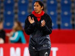 Bundestrainerin Steffi Jones hat eine neue Assistentin