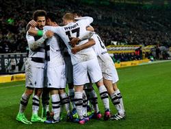 Fabian Johnson (l.) schnürte ein Doppelpack gegen Schalke