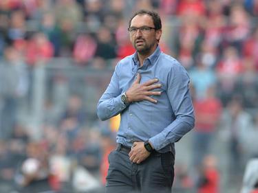 Ist gegen Änderungen am aktuellen DFB-Pokal-Modus: Cottbus-Trainer Claus-Dieter Wollitz