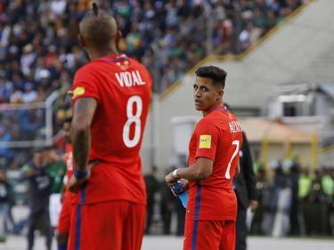 Chile no estará en el próximo Mundial de Rusia. (Foto: Getty)