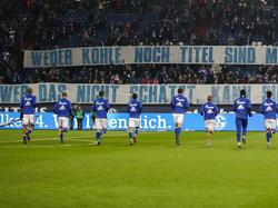 Leon Goretzka wurde auf Schalke mit Pfiffen begrüßt