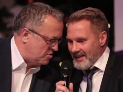 Franz Wohlfahrt und Thorsten Fink - die sportlich Verantwortlichen beim FK Austria Wien