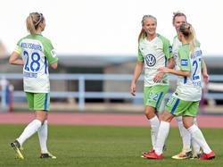Die VfL-Damen stehen im Viertelfinale des DFB-Pokals