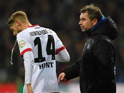 Christoph Kramer (r.) verblüffte sogar seinen Trainer mit seinem spektakulären Tor