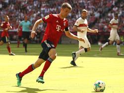 Thomas Müller hofft auf Abwechslung bei der Vergabe des Ballon d'Or