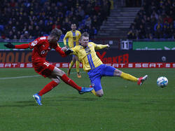 Kiel und Braunschweig trennten sich mit 0:0