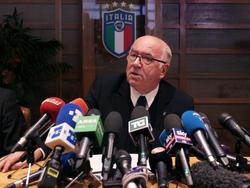 Tavecchio ist noch bis Ende Januar im Amt