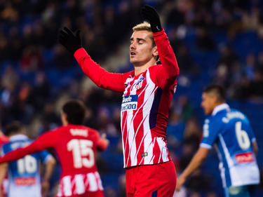 Griezmann lleva muchos meses dando pasos para abandonar Madrid. (Foto: Getty)