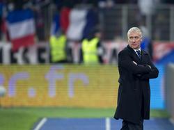 Frankreichs Nationaltrainer Didier Deschamps ist zuversichtlich