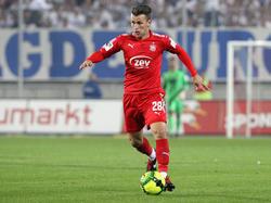 Nils Miatke vom FSV Zwickau ist für zwei Spiele gesperrt worden