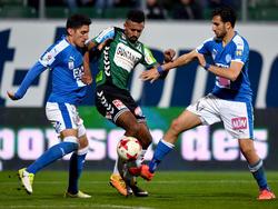 Die SV Ried und der SC Wiener Neustadt sind zwei aussichtsreiche Aufstiegskandidaten