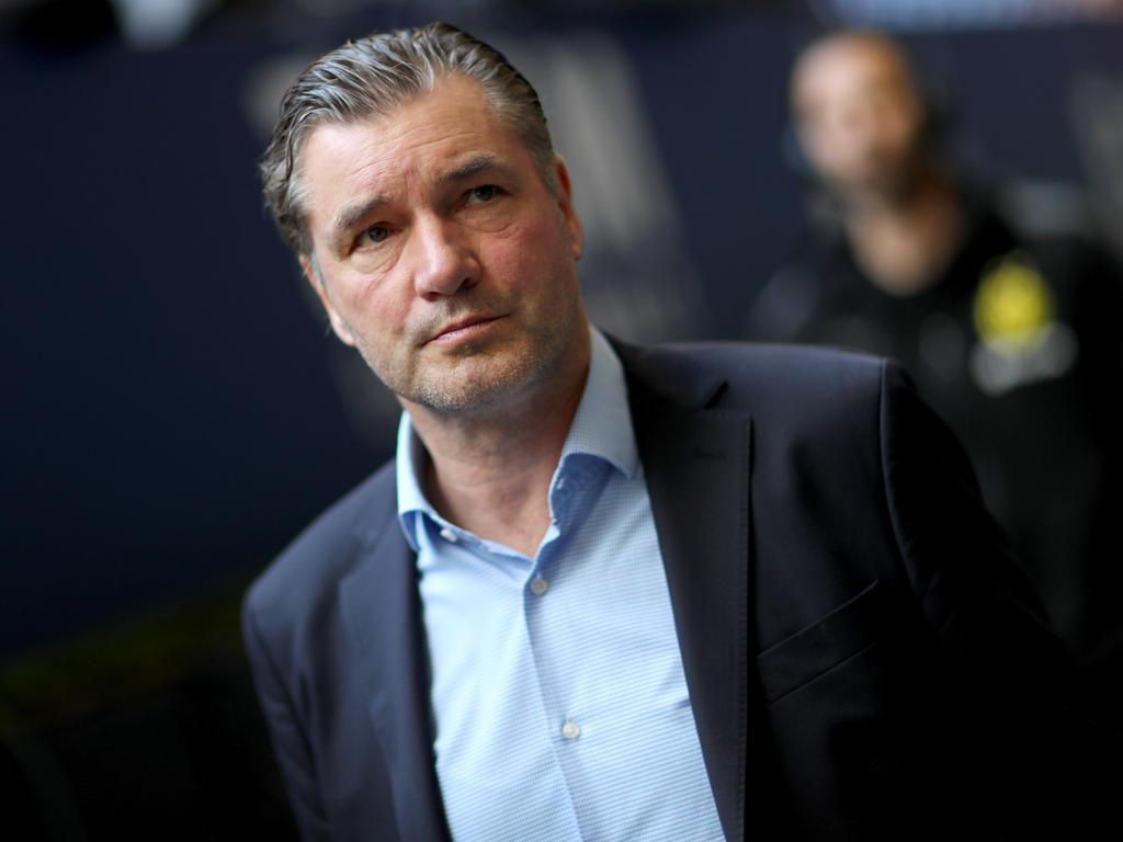 BVB-Sportdirektor Michael Zorc äußert sich zum Saisonausfür Michy Batshuayi