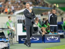 Adi Hütter wird neuer Coach von Eintracht Frankfurt