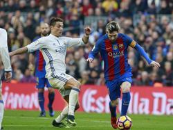 Ronaldo y Messi acapararán gran parte de los focos. (Foto: Imago)