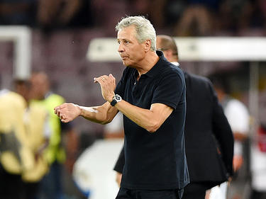 Lucien Favre wird beim BVB gehandelt