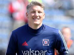 Bastian Schweinsteiger äußerte sich zur Trainerfrage beim FC Bayern München