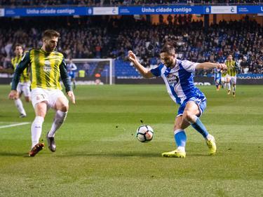 Espanyol y Deportivo de la Coruña mostraron su falta de gol. (Foto: Imago)