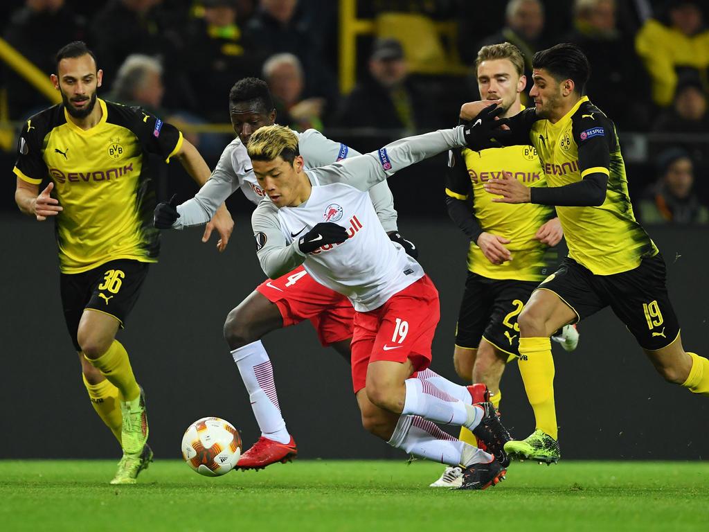 Dortmund muss eine 1:2-Niederlage aus dem Hinspiel aufholen