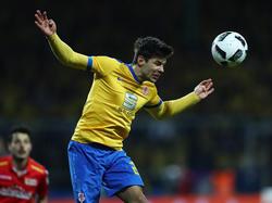 Niko Kijewski spielt auch in der 3. Liga für Eintracht Braunschweig