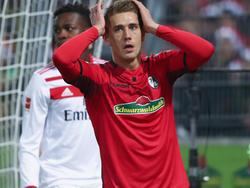 Sieht sich nicht bei der Fußball-WM in Russland: Nils Petersen
