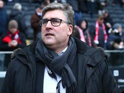 Axel Hellmann ist Vorstandsmitglied bei Eintracht Frankfurt