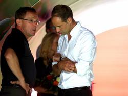 Oliver Mintzlaff steht in Leipzig vor einer Vertragsverlängerung