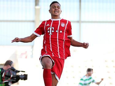 Oliver Batista-Meier erzielte beim 2:1-Sieg der Bayern-Youngster einen Doppelpack