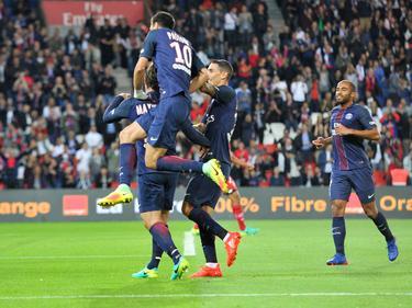 PSG ist in Frankreich vorübergehend die Nummer eins