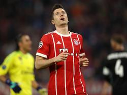 El polaco no se ve en el Bayern la próxima temporada. (Foto: Getty)