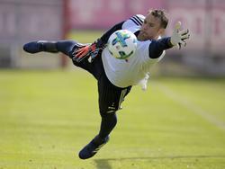 Das Comeback von Manuel Neuer rückt näher