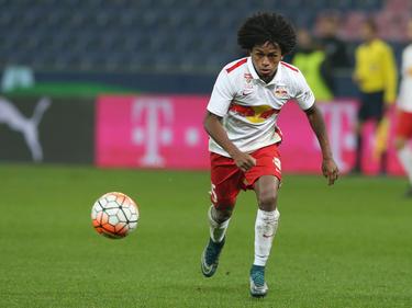 Yordy Reyna wird Salzburg verlassen