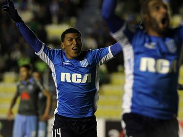 Racing quiere seguir avanzando en la Sudamericana. (Foto: Imago)