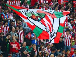 El Athletic pone pie y medio en los octavos de un torneo en el que no comenzó bien. (Foto: Getty)