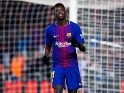 Ousmane Dembélé hat mit einem Instagram-Post für Irritationen gesorgt