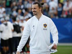 Zlatan Ibrahimovic wird im Juni nach Russland reisen