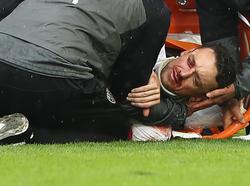 Christian Gentner hat sich beim Spiel gegen Wolfsburg schwere Verletzungen zugezogen
