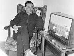 Herbert Widmayer in seinem letzten Trainingslager in Nürnberg