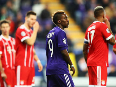 Henry Onyekuru spielte in dieser Saison auf Leihbasis bei RSC Anderlecht
