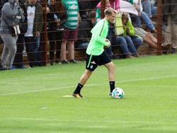 Izet Hajrović beim Trainingsauftakt von Werder Bremen Anfang Juli