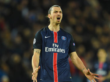 Zlatan Ibrahimović soll vor einem Wechsel nach Katar stehen