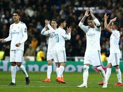 Real Madrid entscheidet das erste CL-Duell mit Paris Saint-Germain für sich