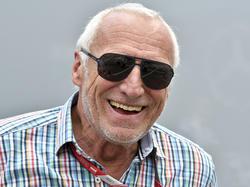 Der Red-Bull-Boss hat gut lachen