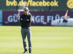 """Hans-Joachim Watzke wünscht sich einen """"Typen wie Vidal"""" beim BVB"""
