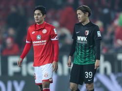 Mainz und Augsburg müssen zittern