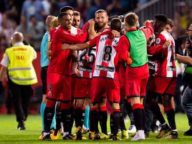 El Girona sorprendió al Real Madrid en Montolivi. (Foto: Getty)