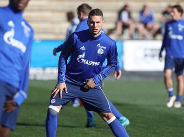 Marko Pjaca will mit Schalke 04 in der Rückrunde punkten