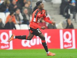 Ousmane Dembélé sieht sich beim BVB in guten Händen