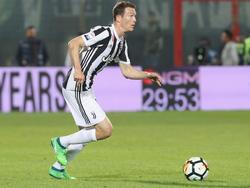 Stephan Lichtsteiner spielt seit 2011 für Juventus Turin