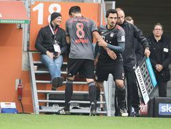 Javier Martínez wird in der Champions League ausfallen