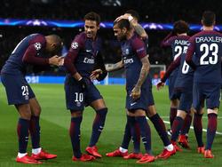 Das Pariser Starensemble eilt derzeit von Sieg zu Sieg